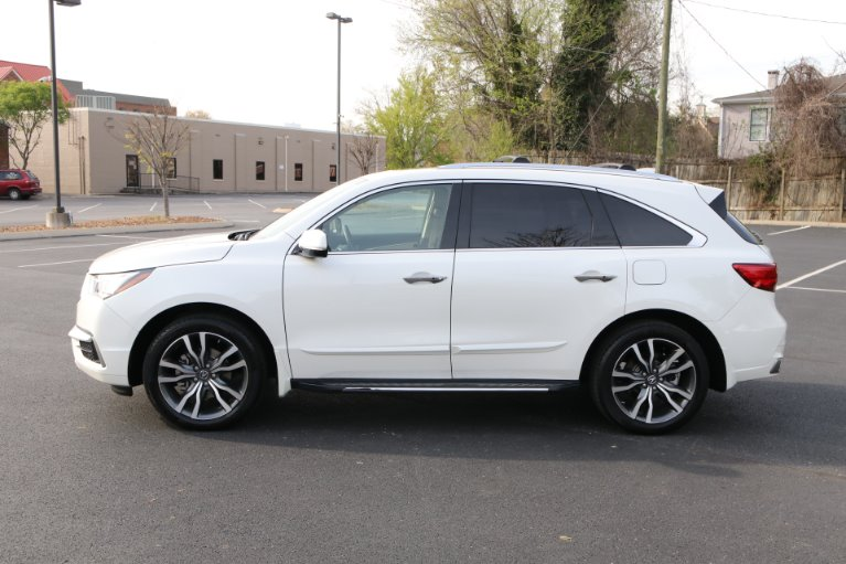 Used 2019 Acura MDX FWD W/Advance/Entertainment Pkg w/Advance w/RES for sale Sold at Auto Collection in Murfreesboro TN 37130 7