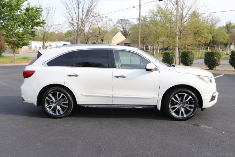 Used 2019 Acura MDX FWD W/Advance/Entertainment Pkg w/Advance w/RES for sale Sold at Auto Collection in Murfreesboro TN 37130 8