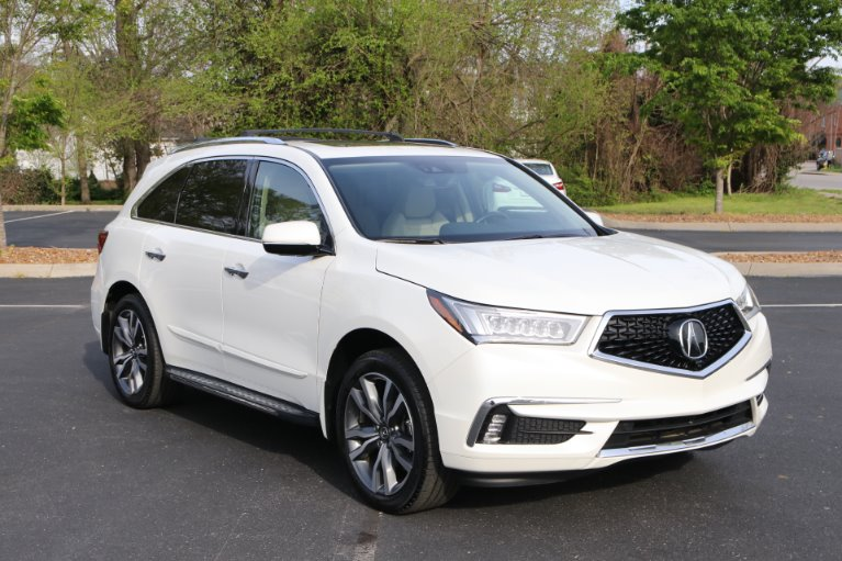 Used 2019 Acura MDX FWD W/Advance/Entertainment Pkg w/Advance w/RES for sale Sold at Auto Collection in Murfreesboro TN 37130 1
