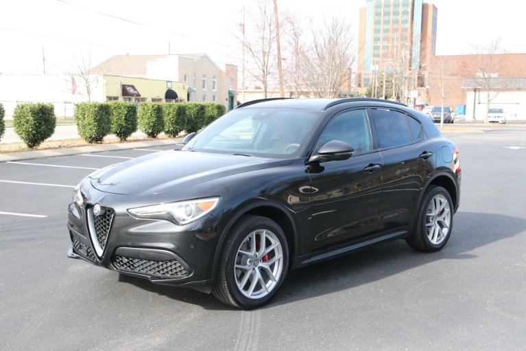 Used 2018 Alfa Romeo Stelvio TI SPORT AWD W/NAV Ti Sport for sale Sold at Auto Collection in Murfreesboro TN 37130 2