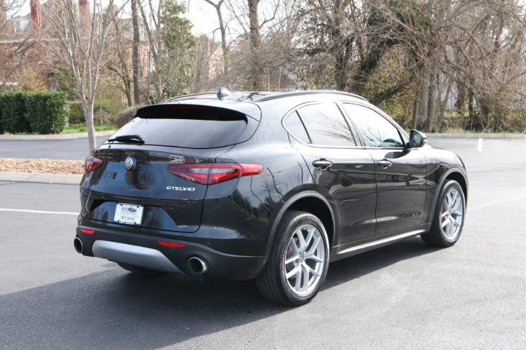 Used 2018 Alfa Romeo Stelvio TI SPORT AWD W/NAV Ti Sport for sale Sold at Auto Collection in Murfreesboro TN 37130 3