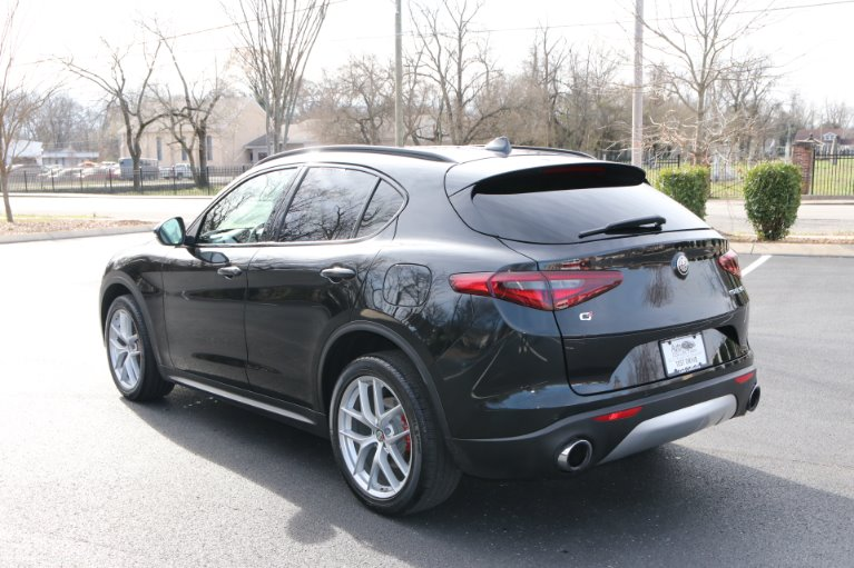 Used 2018 Alfa Romeo Stelvio TI SPORT AWD W/NAV Ti Sport for sale Sold at Auto Collection in Murfreesboro TN 37130 4