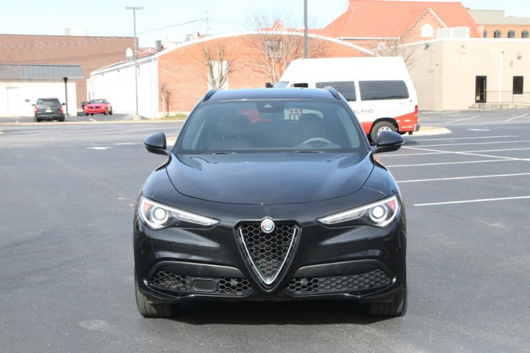 Used 2018 Alfa Romeo Stelvio TI SPORT AWD W/NAV Ti Sport for sale Sold at Auto Collection in Murfreesboro TN 37130 5