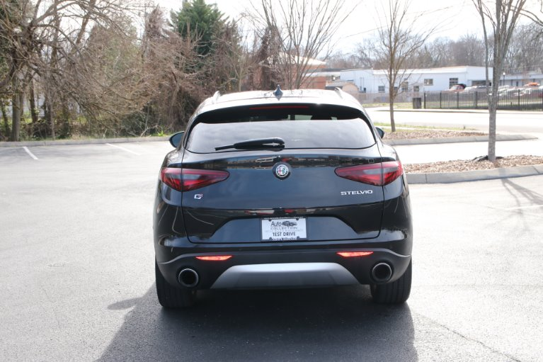 Used 2018 Alfa Romeo Stelvio TI SPORT AWD W/NAV Ti Sport for sale Sold at Auto Collection in Murfreesboro TN 37130 6