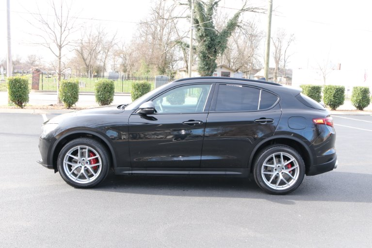 Used 2018 Alfa Romeo Stelvio TI SPORT AWD W/NAV Ti Sport for sale Sold at Auto Collection in Murfreesboro TN 37130 7