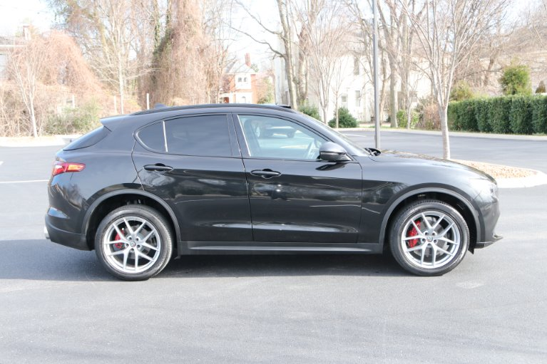 Used 2018 Alfa Romeo Stelvio TI SPORT AWD W/NAV Ti Sport for sale Sold at Auto Collection in Murfreesboro TN 37130 8