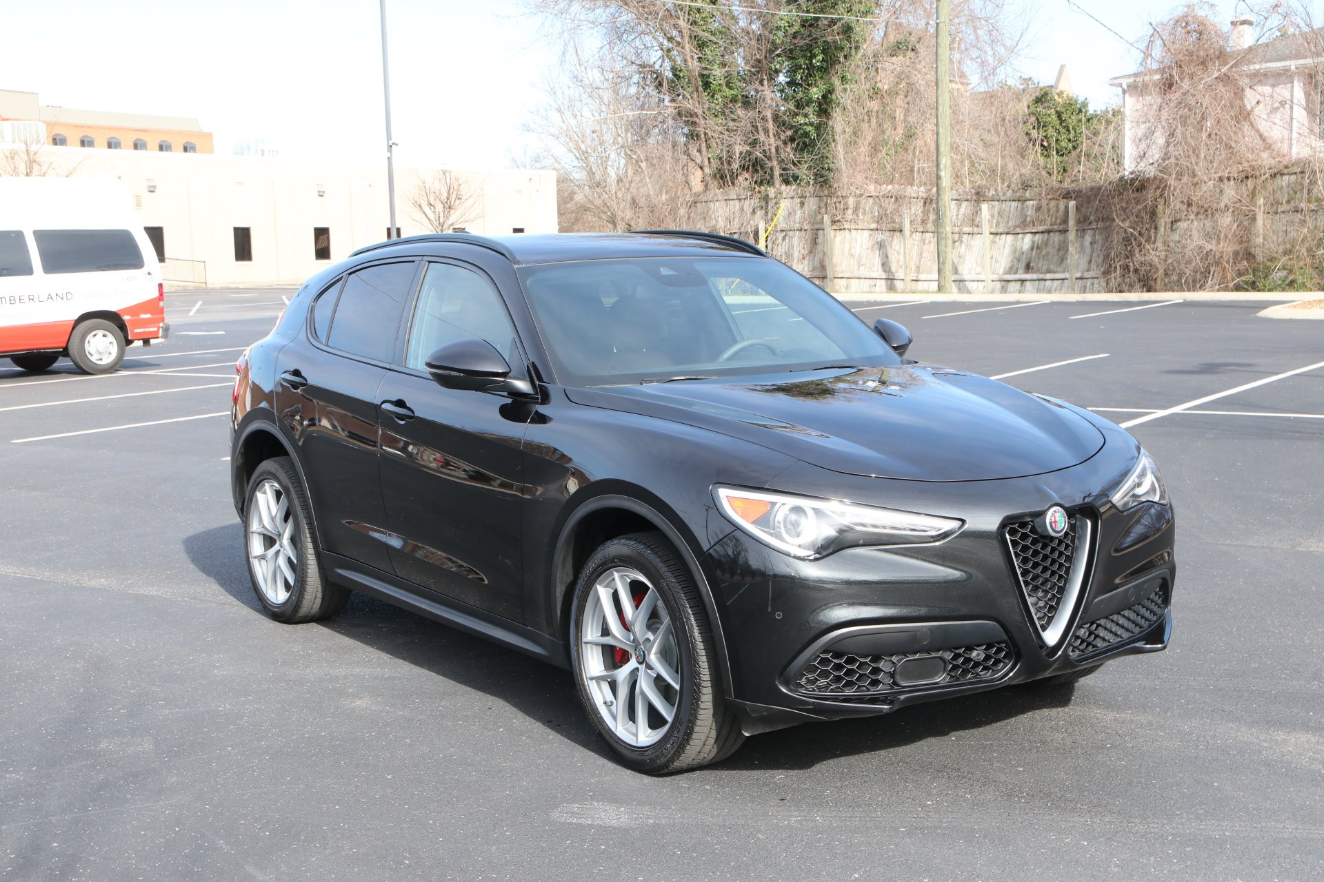 Used 2018 Alfa Romeo Stelvio TI SPORT AWD W/NAV Ti Sport for sale Sold at Auto Collection in Murfreesboro TN 37130 1