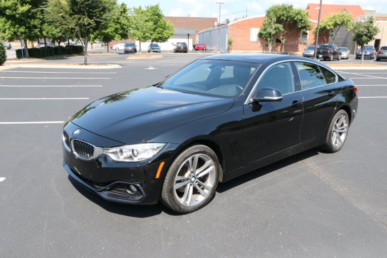 Used 2016 BMW 428i XDRIVE AWD GRAN COUPE SULEV W/NAV 428i xDrive Gran Coupe for sale Sold at Auto Collection in Murfreesboro TN 37130 2