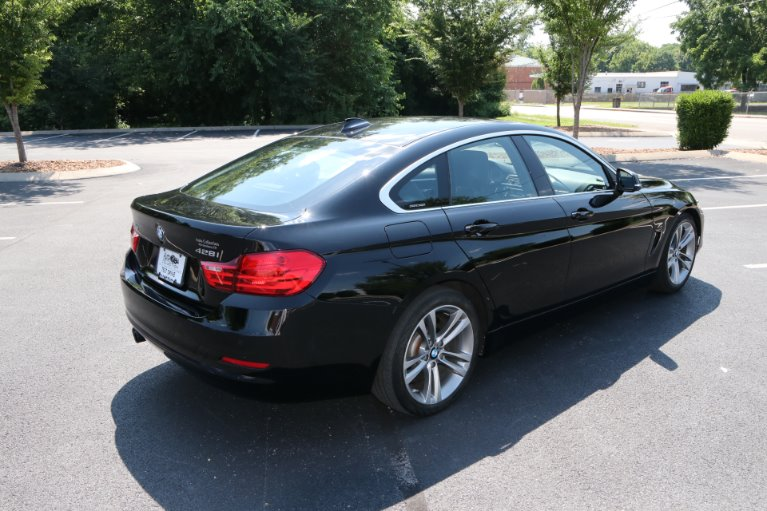 Used 2016 BMW 428i XDRIVE AWD GRAN COUPE SULEV W/NAV 428i xDrive Gran Coupe for sale Sold at Auto Collection in Murfreesboro TN 37130 3