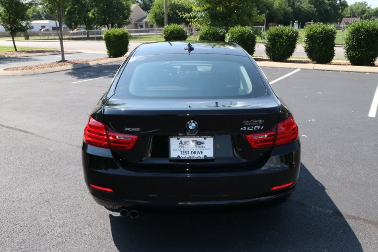Used 2016 BMW 428i XDRIVE AWD GRAN COUPE SULEV W/NAV 428i xDrive Gran Coupe for sale Sold at Auto Collection in Murfreesboro TN 37130 6