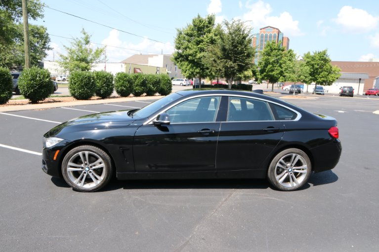 Used 2016 BMW 428i XDRIVE AWD GRAN COUPE SULEV W/NAV 428i xDrive Gran Coupe for sale Sold at Auto Collection in Murfreesboro TN 37130 7