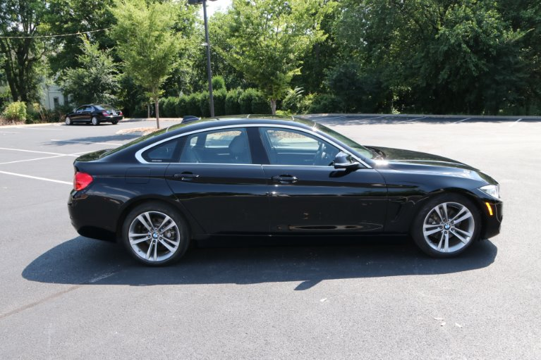 Used 2016 BMW 428i XDRIVE AWD GRAN COUPE SULEV W/NAV 428i xDrive Gran Coupe for sale Sold at Auto Collection in Murfreesboro TN 37130 8