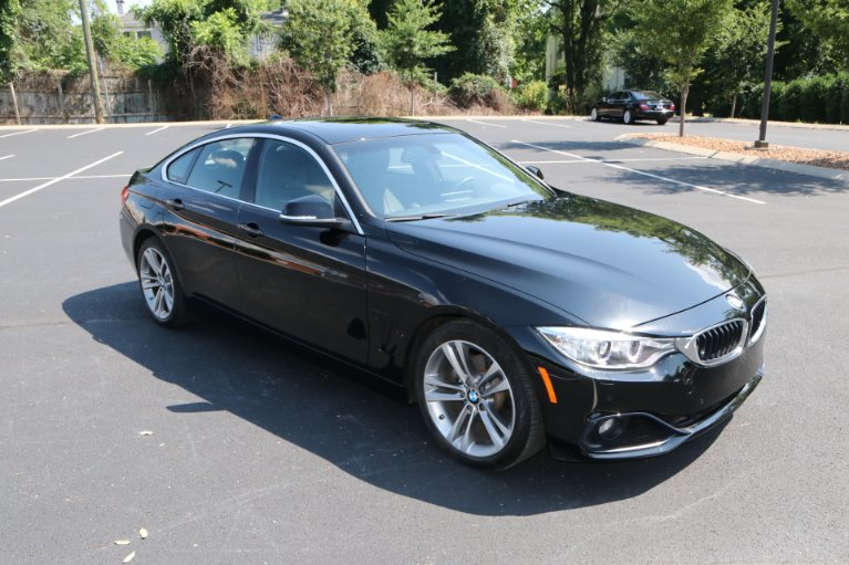 Used 2016 BMW 428i XDRIVE AWD GRAN COUPE SULEV W/NAV 428i xDrive Gran Coupe for sale Sold at Auto Collection in Murfreesboro TN 37130 1