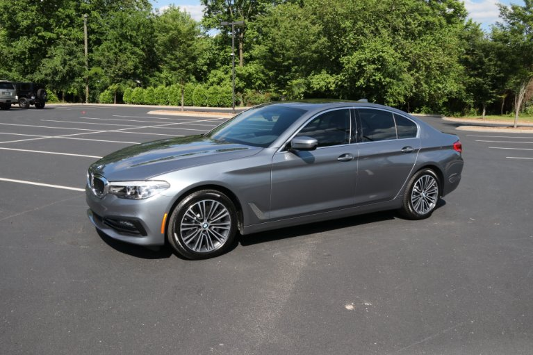 Used 2018 BMW 530I Sport Line W/Nav 530i for sale Sold at Auto Collection in Murfreesboro TN 37130 2