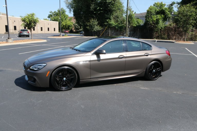 Used 2016 BMW 650I XDRIVE AWD GRAND COUPE W/NAV 650i xDrive Gran Coupe for sale Sold at Auto Collection in Murfreesboro TN 37130 2