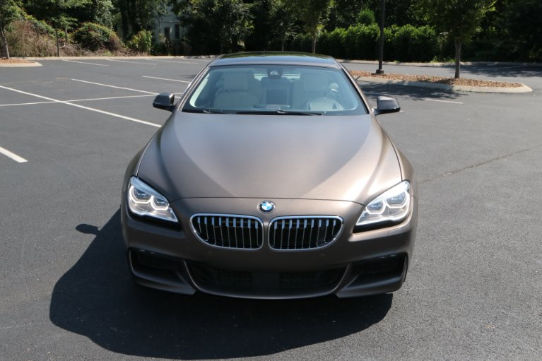 Used 2016 BMW 650I XDRIVE AWD GRAND COUPE W/NAV 650i xDrive Gran Coupe for sale Sold at Auto Collection in Murfreesboro TN 37130 5