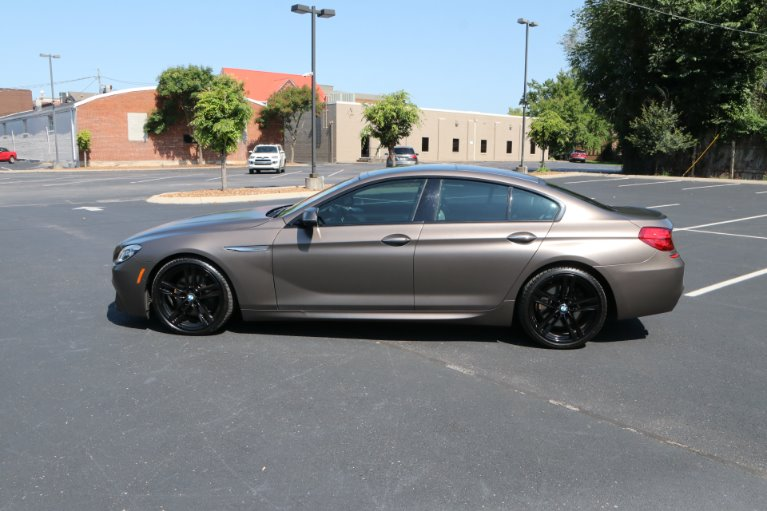 Used 2016 BMW 650I XDRIVE AWD GRAND COUPE W/NAV 650i xDrive Gran Coupe for sale Sold at Auto Collection in Murfreesboro TN 37130 7