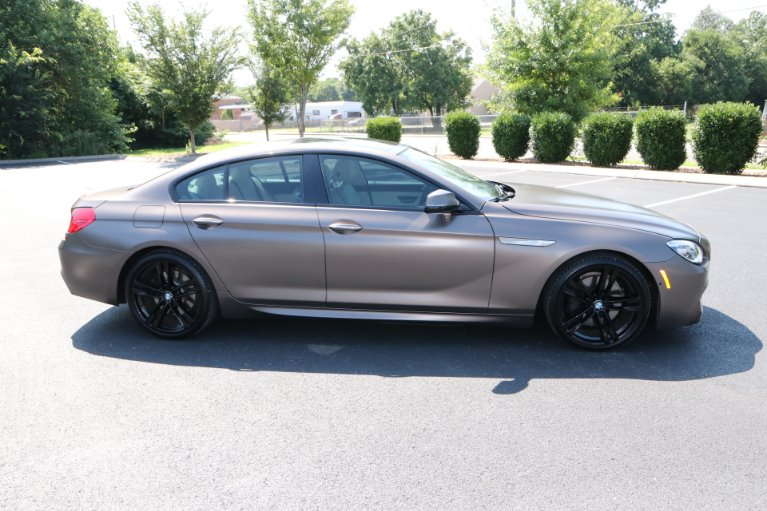 Used 2016 BMW 650I XDRIVE AWD GRAND COUPE W/NAV 650i xDrive Gran Coupe for sale Sold at Auto Collection in Murfreesboro TN 37130 8