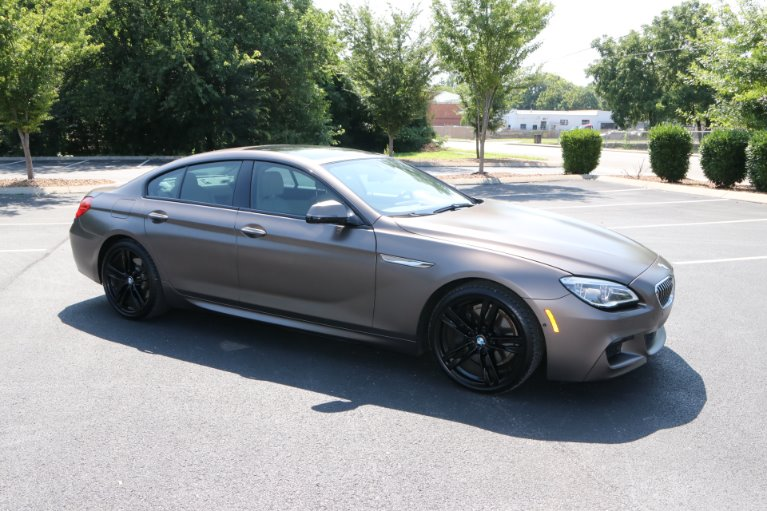 Used 2016 BMW 650I XDRIVE AWD GRAND COUPE W/NAV 650i xDrive Gran Coupe for sale Sold at Auto Collection in Murfreesboro TN 37130 1