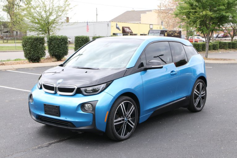 Used 2017 BMW i3 Tera World W/Nav 60 Ah for sale Sold at Auto Collection in Murfreesboro TN 37130 2