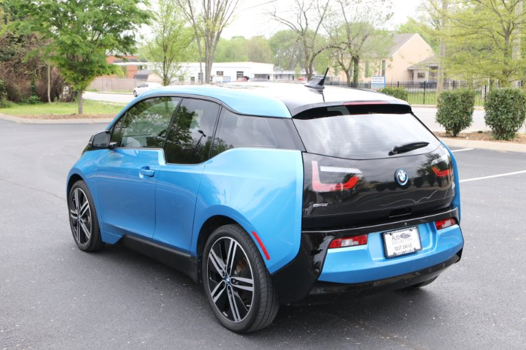 Used 2017 BMW i3 Tera World W/Nav 60 Ah for sale Sold at Auto Collection in Murfreesboro TN 37130 4
