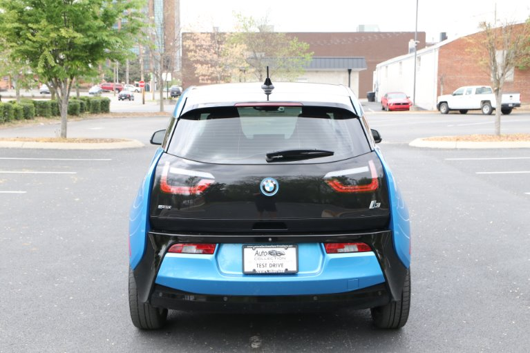 Used 2017 BMW i3 Tera World W/Nav 60 Ah for sale Sold at Auto Collection in Murfreesboro TN 37130 6