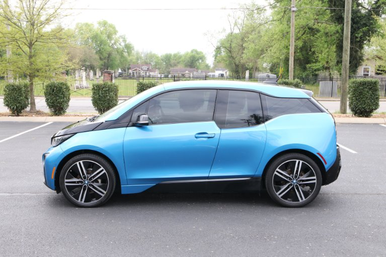 Used 2017 BMW i3 Tera World W/Nav 60 Ah for sale Sold at Auto Collection in Murfreesboro TN 37130 7