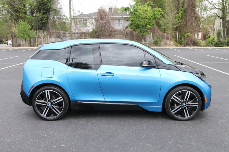 Used 2017 BMW i3 Tera World W/Nav 60 Ah for sale Sold at Auto Collection in Murfreesboro TN 37130 8
