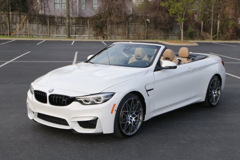 Used 2018 BMW M4 HARD TOP CONVERTIBLE COMPETITION PKG W/NAV for sale Sold at Auto Collection in Murfreesboro TN 37130 2