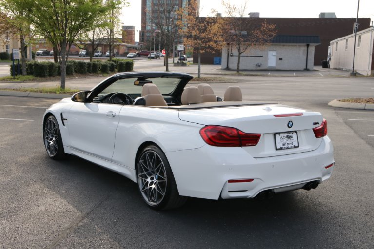 Used 2018 BMW M4 HARD TOP CONVERTIBLE COMPETITION PKG W/NAV for sale Sold at Auto Collection in Murfreesboro TN 37130 4