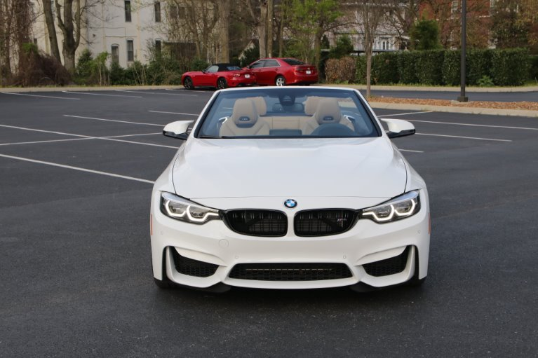 Used 2018 BMW M4 HARD TOP CONVERTIBLE COMPETITION PKG W/NAV for sale Sold at Auto Collection in Murfreesboro TN 37130 5