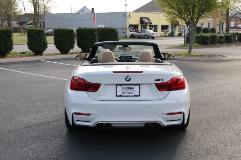 Used 2018 BMW M4 HARD TOP CONVERTIBLE COMPETITION PKG W/NAV for sale Sold at Auto Collection in Murfreesboro TN 37130 6