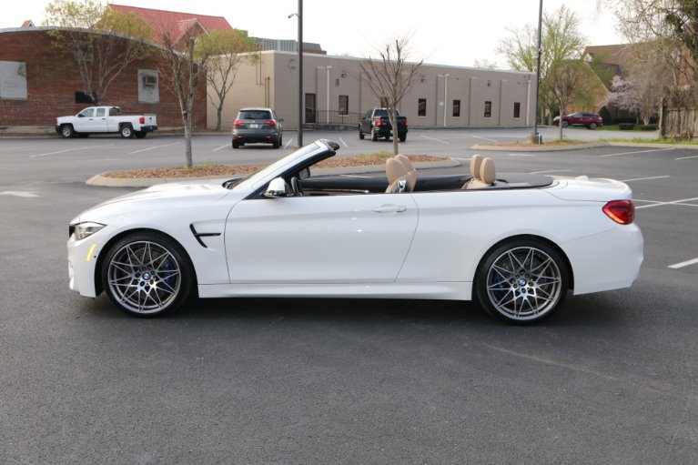 Used 2018 BMW M4 HARD TOP CONVERTIBLE COMPETITION PKG W/NAV for sale Sold at Auto Collection in Murfreesboro TN 37130 7