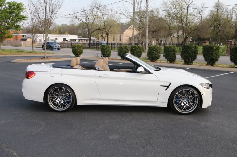Used 2018 BMW M4 HARD TOP CONVERTIBLE COMPETITION PKG W/NAV for sale Sold at Auto Collection in Murfreesboro TN 37130 8