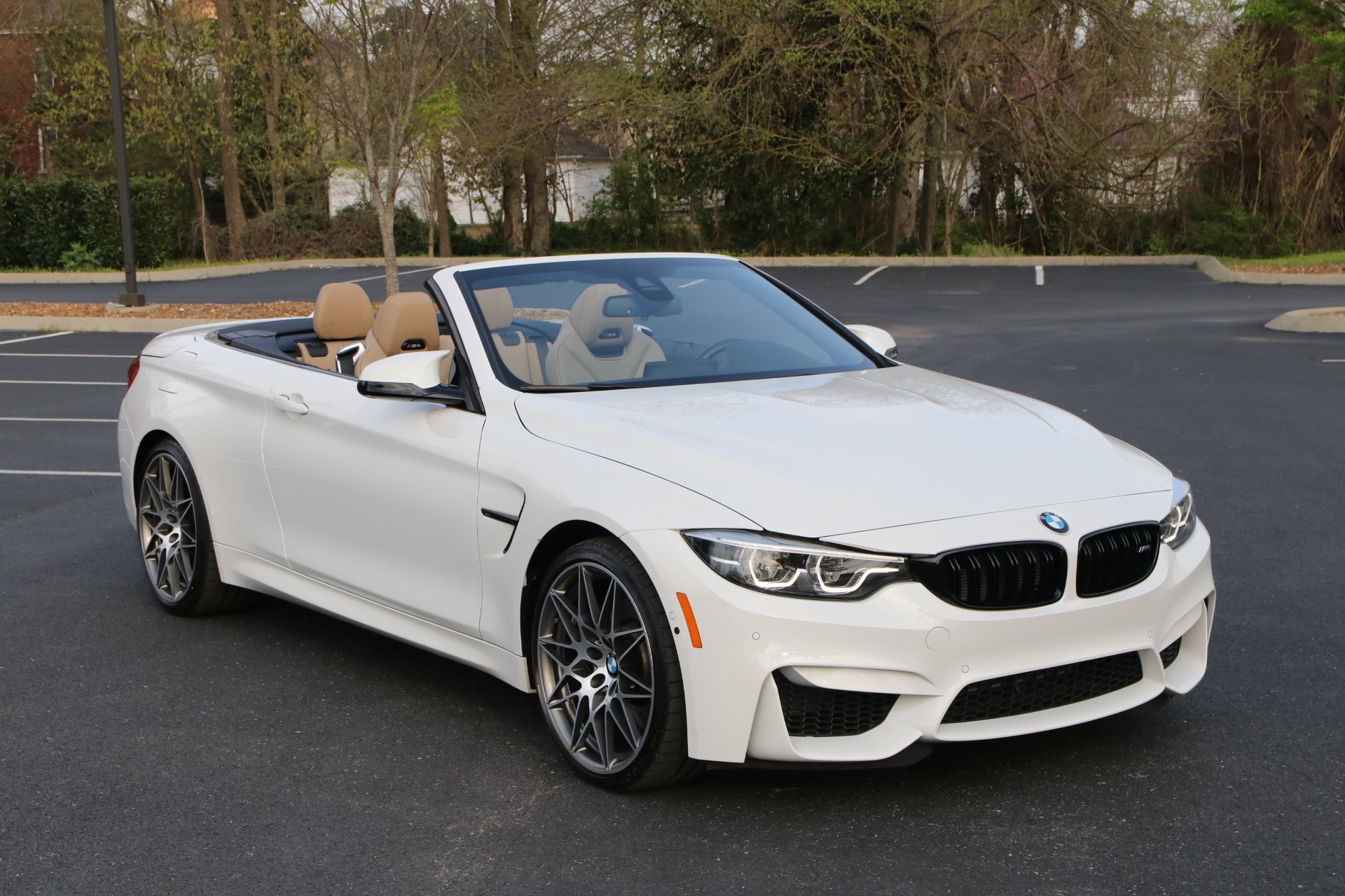 Used 2018 BMW M4 HARD TOP CONVERTIBLE COMPETITION PKG W/NAV for sale Sold at Auto Collection in Murfreesboro TN 37130 1