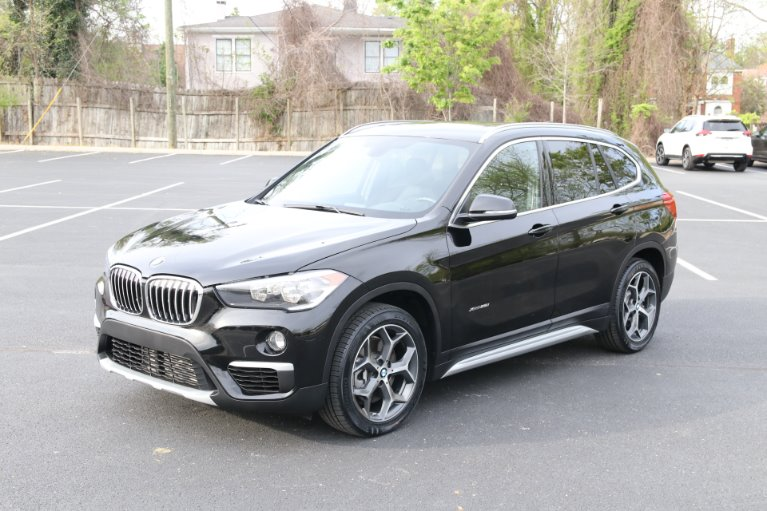 Used 2018 BMW X1 DRIVE28I AWD W/NAV xDrive28i for sale Sold at Auto Collection in Murfreesboro TN 37130 2