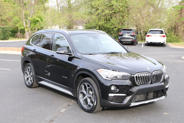 Used 2018 BMW X1 DRIVE28I AWD W/NAV xDrive28i for sale Sold at Auto Collection in Murfreesboro TN 37130 1