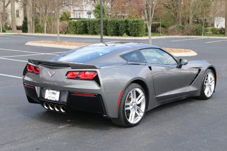 Used 2015 Chevrolet Corvette Z51 2LT COUPE MANUAL W/NAV Stingray Z51 for sale Sold at Auto Collection in Murfreesboro TN 37130 3