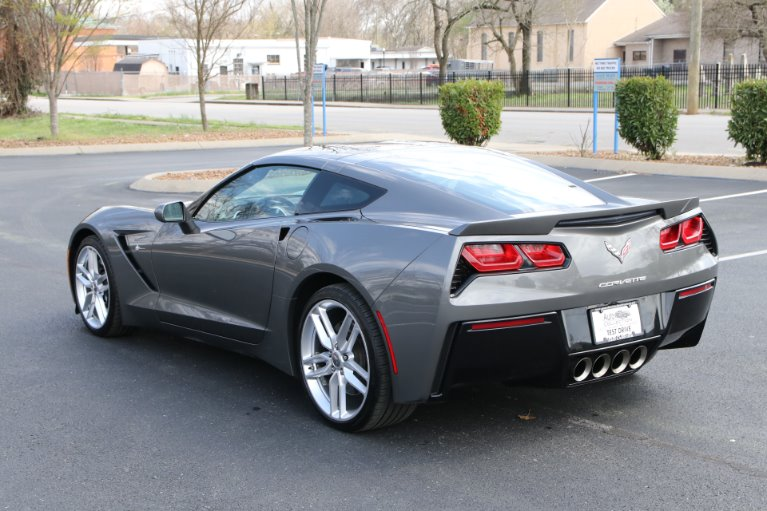 Used 2015 Chevrolet Corvette Z51 2LT COUPE MANUAL W/NAV Stingray Z51 for sale Sold at Auto Collection in Murfreesboro TN 37130 4