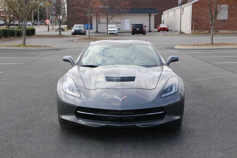 Used 2015 Chevrolet Corvette Z51 2LT COUPE MANUAL W/NAV Stingray Z51 for sale Sold at Auto Collection in Murfreesboro TN 37130 5
