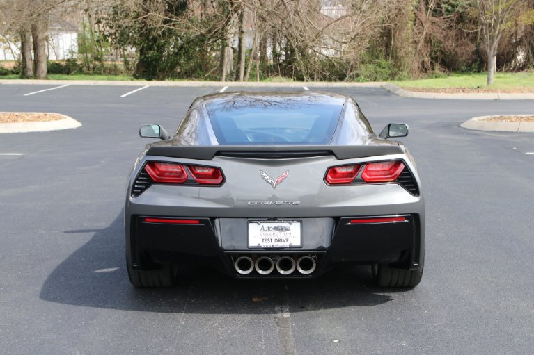 Used 2015 Chevrolet Corvette Z51 2LT COUPE MANUAL W/NAV Stingray Z51 for sale Sold at Auto Collection in Murfreesboro TN 37130 6