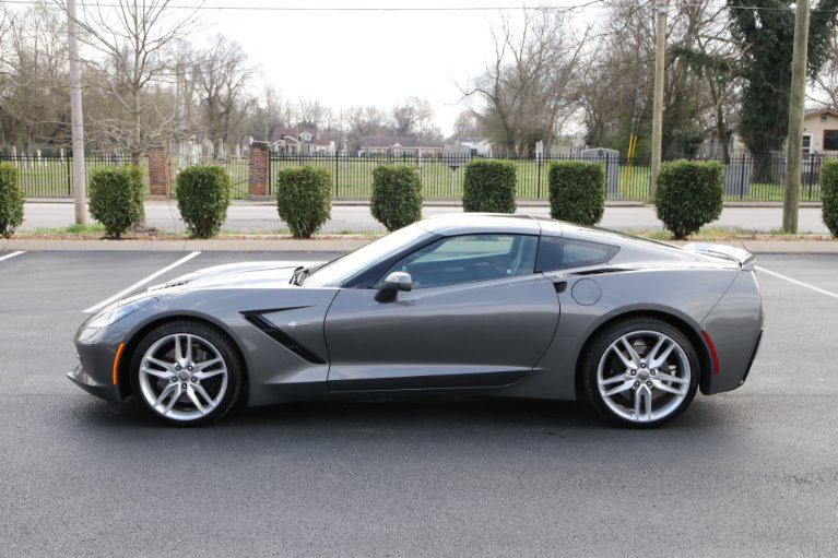 Used 2015 Chevrolet Corvette Z51 2LT COUPE MANUAL W/NAV Stingray Z51 for sale Sold at Auto Collection in Murfreesboro TN 37130 7