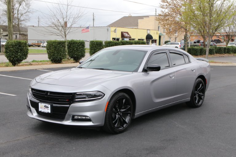 Used 2018 Dodge Charger SXT PLUS WITH BLACKTOP SXT Plus for sale Sold at Auto Collection in Murfreesboro TN 37130 2