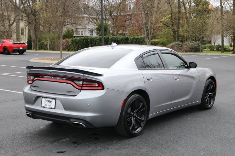 Used 2018 Dodge Charger SXT PLUS WITH BLACKTOP SXT Plus for sale Sold at Auto Collection in Murfreesboro TN 37130 3