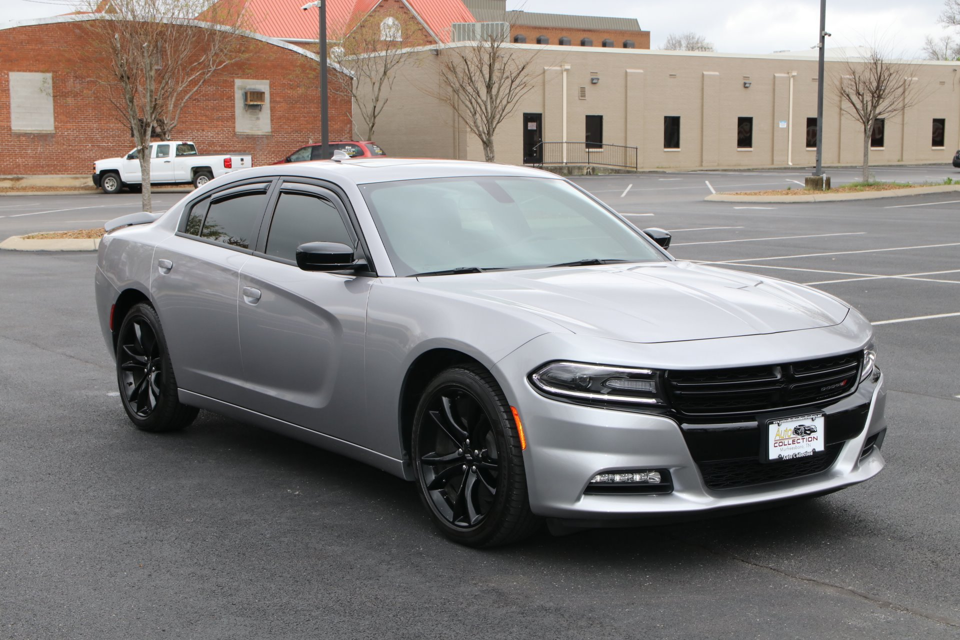 Used 2018 Dodge Charger SXT PLUS WITH BLACKTOP SXT Plus for sale Sold at Auto Collection in Murfreesboro TN 37130 1
