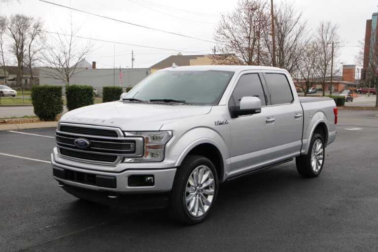 Used 2018 Ford F-150 Limited Crew Cab 4x4 3.5 Ecoboost W/NAV Limited for sale Sold at Auto Collection in Murfreesboro TN 37130 2