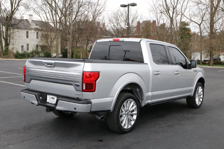 Used 2018 Ford F-150 Limited Crew Cab 4x4 3.5 Ecoboost W/NAV Limited for sale Sold at Auto Collection in Murfreesboro TN 37129 3