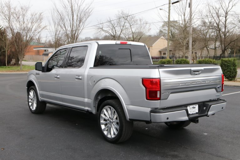 Used 2018 Ford F-150 Limited Crew Cab 4x4 3.5 Ecoboost W/NAV Limited for sale Sold at Auto Collection in Murfreesboro TN 37129 4