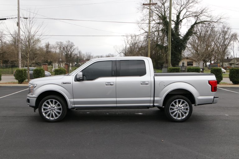 Used 2018 Ford F-150 Limited Crew Cab 4x4 3.5 Ecoboost W/NAV Limited for sale Sold at Auto Collection in Murfreesboro TN 37130 7