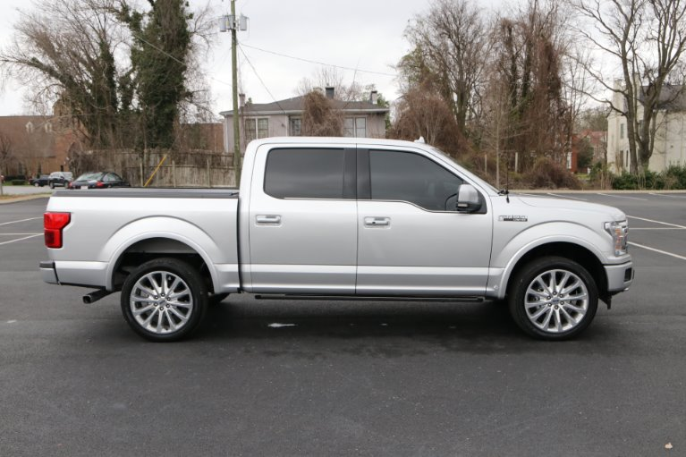 Used 2018 Ford F-150 Limited Crew Cab 4x4 3.5 Ecoboost W/NAV Limited for sale Sold at Auto Collection in Murfreesboro TN 37129 8